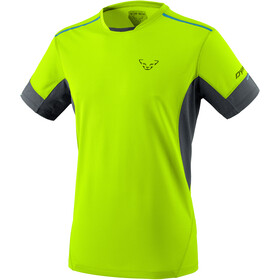 Dynafit Vert 2 T-shirt Heren, fluo yellow